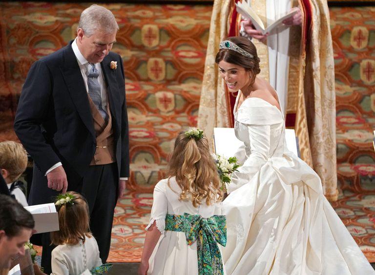 boda de la princesa eugenia